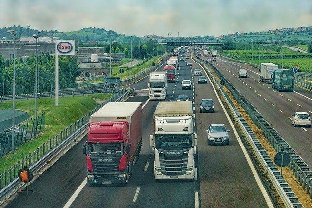 transport przewóz samochodowy do irlandii